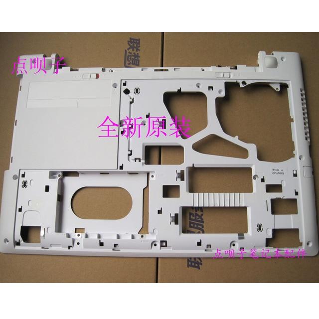 Nuevo/orig asamblea del caso para lenovo g50-30 g50-45 g50-70 g50-80 z50-70 laptop cubierta inferior blanca ap0th000b10