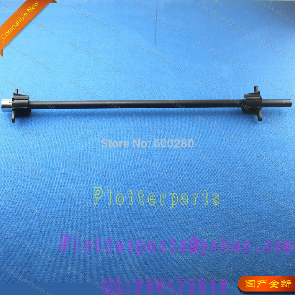 C4717-60005 C4717-60003 D/A1 rollfeed spindle rod assembly 24-inch for HP DJ 430 450 455 488 compatible new