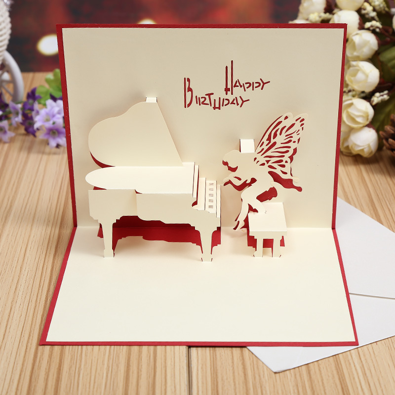 manufacturers selling piano creative exquisite fairy