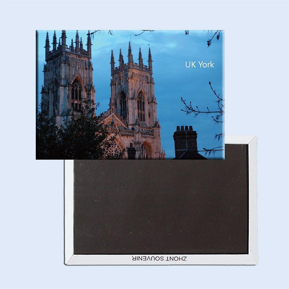 Tourist Magnets FREE Shipping,British York Church City Tourist ...