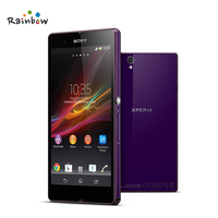 "Original Sony Xperia Z L36h C6603 c6602 Mobile phone 5.0"" TouchScreen Quad-Core 2G RAM 16GB ROM Free Shipping"