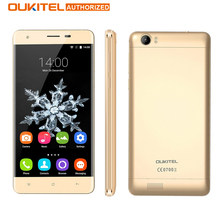 Original OUKITEL K6000 4G Android 5.1 Smartphone 5.5 inch 2GB 16GB 8.0MP MTK6735 6000mAh Quad Core OTG Capacitive Cellphone