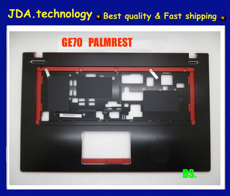 Wellendorff New/Org C Cover Upper Case for MSI GE70 Palmrest Upper cover 307 757C216 Y31 C shell