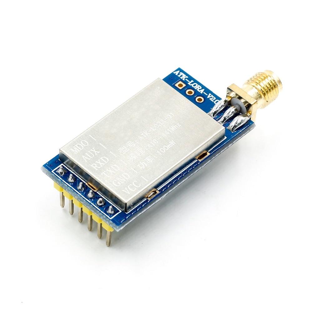 LoRa SX1278 433 МГц беспроводной радиочастотный модуль iot трансивер CDSENET E32-433T20DT UART дальность 433 мгц радиочастотный передатчик