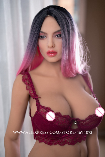 170cm Top Quality Realistic Pussy Solid Sex Dolls with Metal Skeleton,Big Breast Love Doll Full Body Sex Toys Oral/Vagina/anus