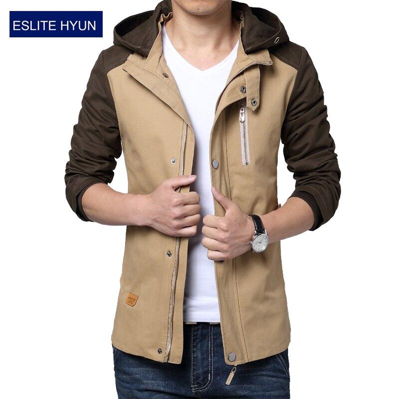 Spring Coats Mens