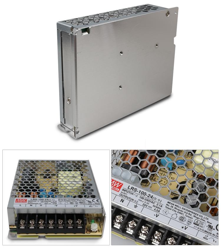 MeanWell LRS-100-24 Power Supply 100W 24V