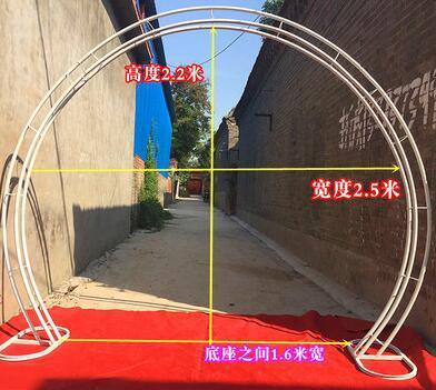 Hochzeitsbogen Regal Die Ballon Bogen Rahmen Knoten Hochzeit