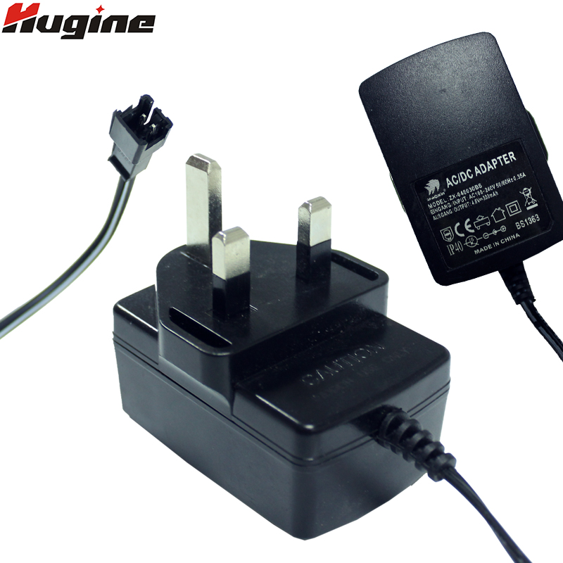 4 8v Charger Uk Wall Cable Adaptop For Toy Rc Car Dumper