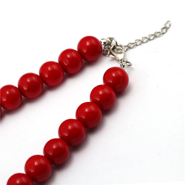 One Piece Beads Necklace Cosplay Jewelry
