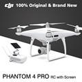 Pre orden ahora 100% original 2016 dji phantom 4 pro rc con pantalla