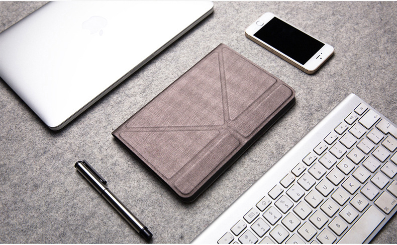 New Ultra Slim Wireless Case for Ipad 8