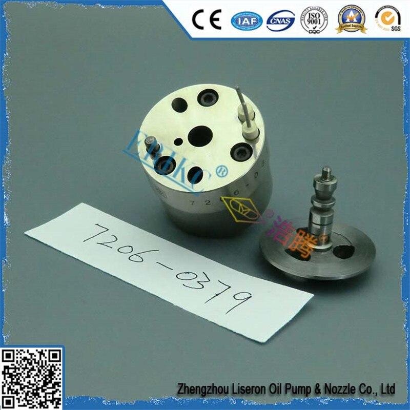 ERIKC 7206 0379 клапан управления приводом для форсунки инжектора 7206 0379 впрыска клапана 72060379