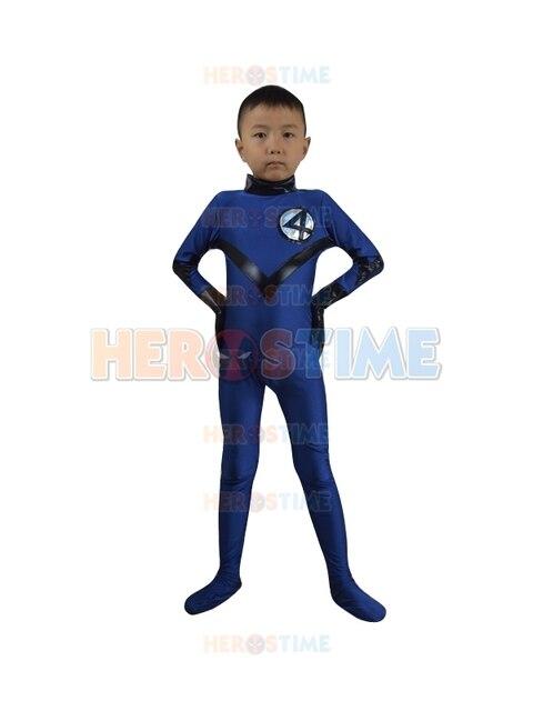 Kids Fantastic Four Spandex Superhero Team Costume Kids Cosplay Comic Superhero Costume Custom Available  sc 1 st  AliExpress.com & Kids Fantastic Four Spandex Superhero Team Costume Kids Cosplay ...