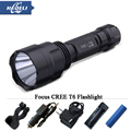 Cree XML T6 Flashlight C8 Waterproof  LED torch 3000 Lumen lanterna camping  bicycle light  lamp flash light