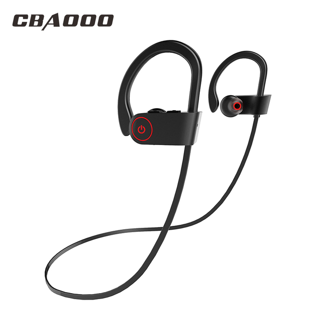 7b5825eab5b CBAOOO U8 Bluetooth Headphone Wireless Earphone sports Running Hands-Free  Bass Stereo Waterproof Headset with mic