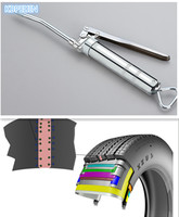 2nd Generation Upgraded Car Tire Fast Repair Tool Inner car Stickers for ALFA ROMEO 147 159 156 mito giulietta 166 Accessories