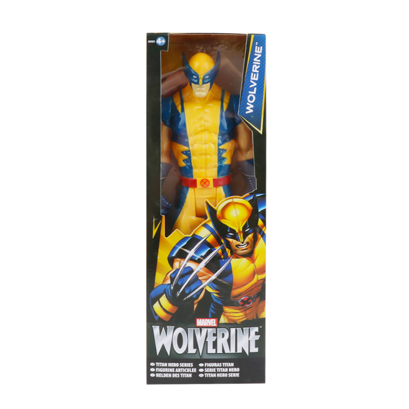 wolverine with box