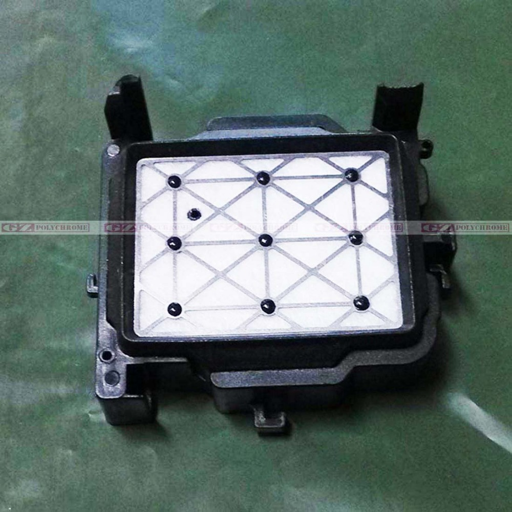 DX7 Solvent Cap Print Head Moisture Capping Station for Roland RA FJ XC540 640 740 Mutoh VJ1618 1624 1628 Mimaki Xenons Printer