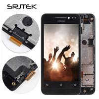 Srjtek For Asus Zenfone 4 A400CG New 4 0 854x480 LCD Display Touch Screen Digitizer Assembly