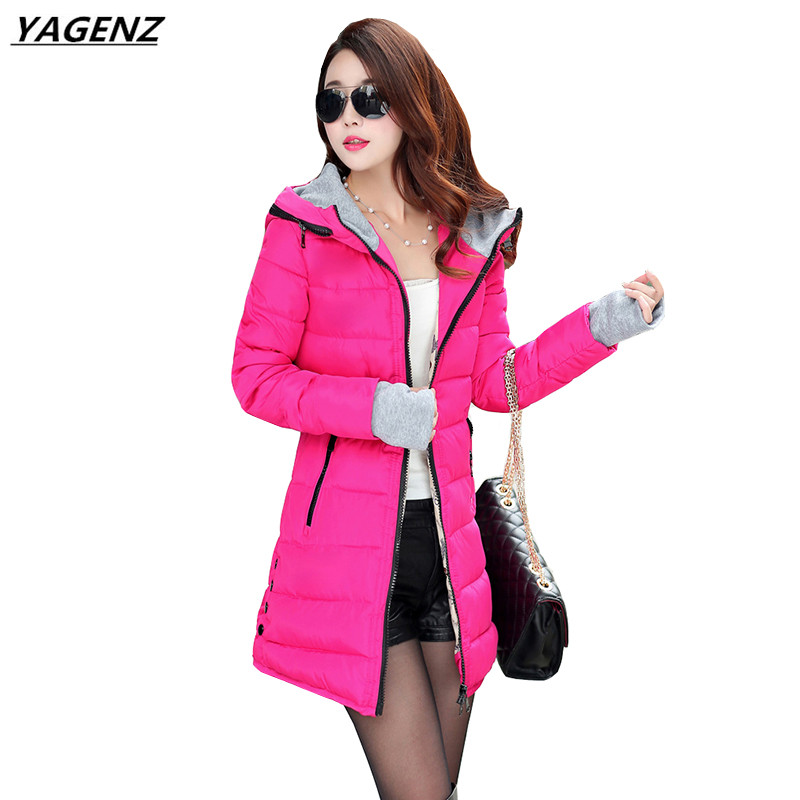 New Winter Jacket Women Cotton Parkas Coats Big Size Lady Hooded Jackets Women Long Coats Retail Cheap Outerwear YAGENZ K404 us208mt flow totalizer usn hs10pa 0 5 10l min 10mm od flow meter and alarmer totalizer frequency counter hall water flow sensor