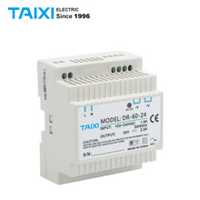DIN Rail Type Mounting Switching Power Supply Source Transformer AC110V/220V/230V to DC5V/12V/24V/36V SMPS Distribution Box Use