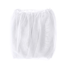 Universal Insect Mosquito Bug Safe Mesh Net Full Cover for Baby Prams Strollers Bassinets Cradles Buggy Pushchairs White(China)