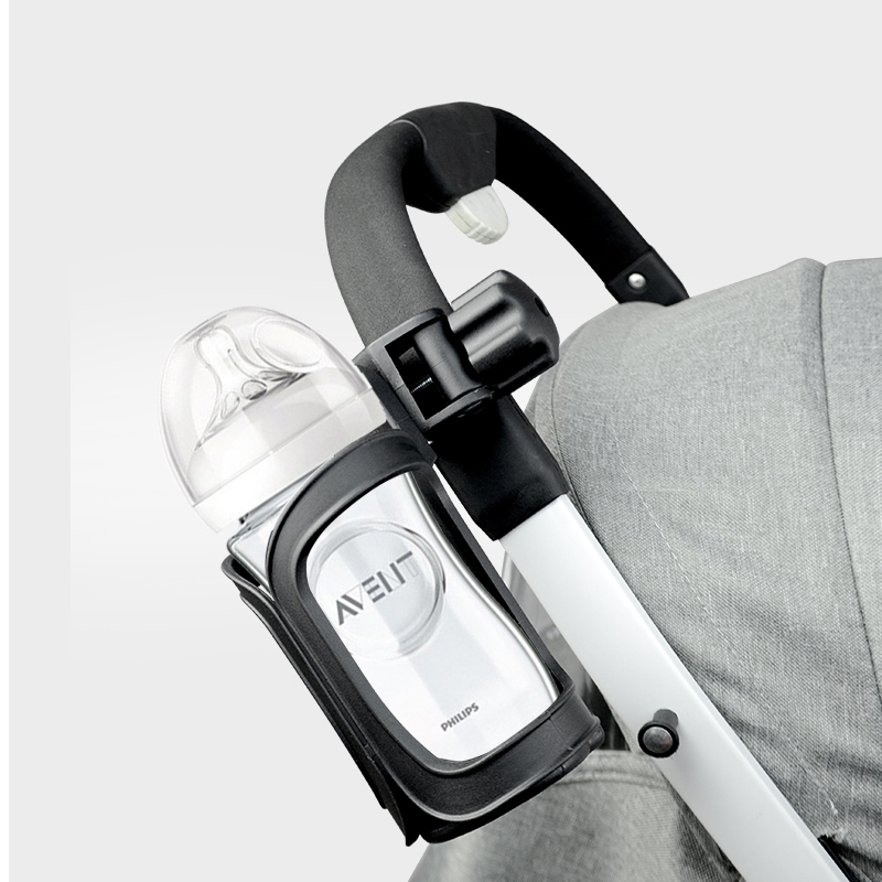 Baby Stroller Accessories Cup Holder Universal 360 Rotatable Rack Bottle Holder For Cart Pram Wheelchair Yoya Stroller Organizer