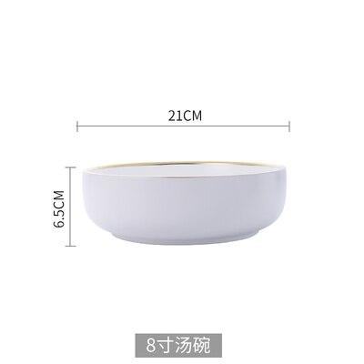 White big bowl