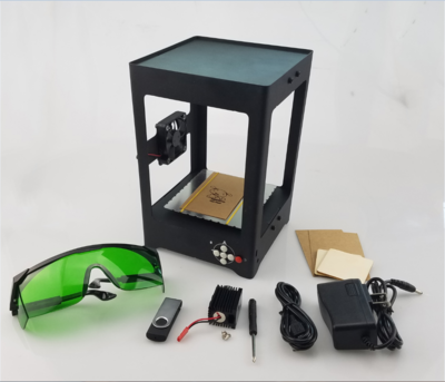 Laser engraving machine, small DIY micro engraving machine, laser logo marking machine, engraving machine, small automatic