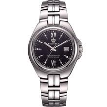 2016 Luxury Brand Womens Wrist Watch Black Quartz Watch Sappfire Crystal for font b Women b