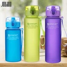 JOUDOO 400ml 560ml  Portable Leak-proof Water Bottle High Qu