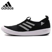 Новое поступление Adidas climacool BOAT SL Для Мужчин's Быстросохнущие кроссовки на открытом воздухе спортивные кроссовки