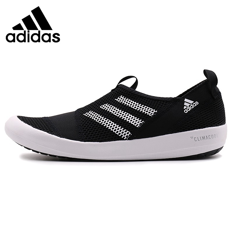 цены Original New Arrival 2018 Adidas climacool BOAT SL Men's Aqua Shoes Outdoor Sports Sneakers
