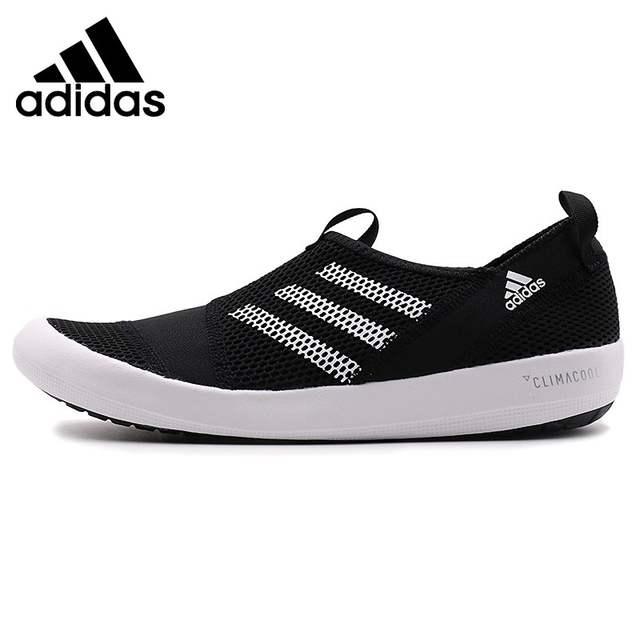 official photos 1ccf0 8ee2b Original New Arrival Adidas climacool BOAT SL Men's Aqua Shoes Outdoor  Sports Sneakers