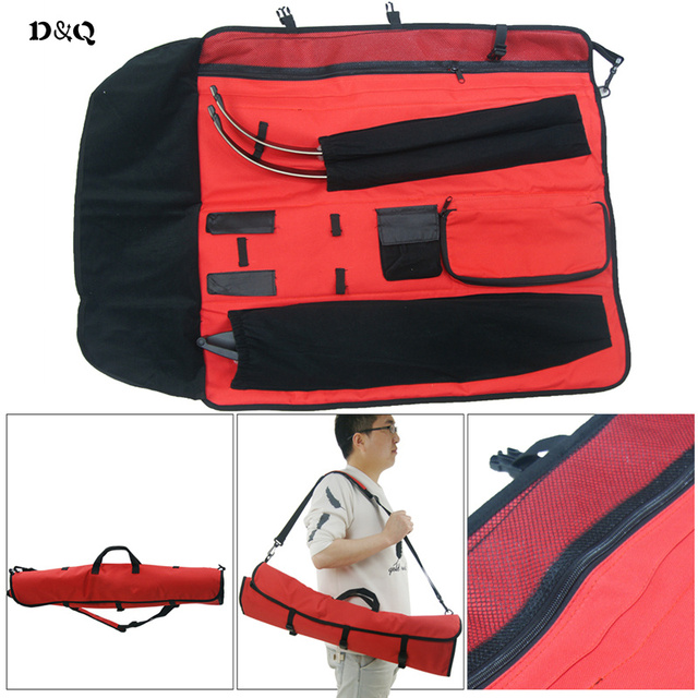 822a3a011a Archery Recurve Bow Take Down Bow Bag Case for Hunting Shooting Accessories  Foldable Rolled-Up
