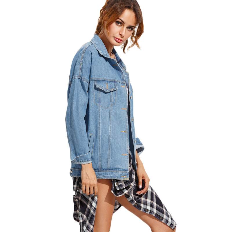 Denim Jackets For Womens Online