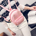 2017 New Women Mini Leather Backpack Cat Rabbit Shaped Design Cute Travel Backpack Casual Children Cartoon Bagpack On Sale