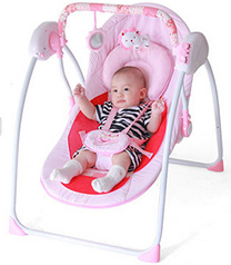 Free Shipping Ppimi Baby Rocking Chair Electric Cradle Bed Baby Cradle Chaise Lounge Baby Shaker Multifunctional Chair baby rocking chair baby electric rocking chair to appease the cradle bed children s dining chair rocking chair with remote cont