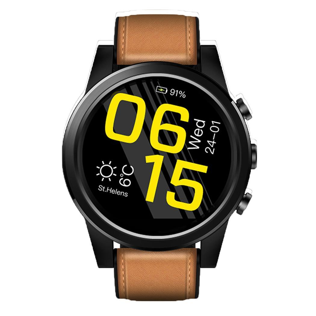 1.6 Inch Heart Rate Monitor Sports 16GB iOS 320 x 320 pixels Single SIM(Nano SIM) Smart Watch for Android/IOS