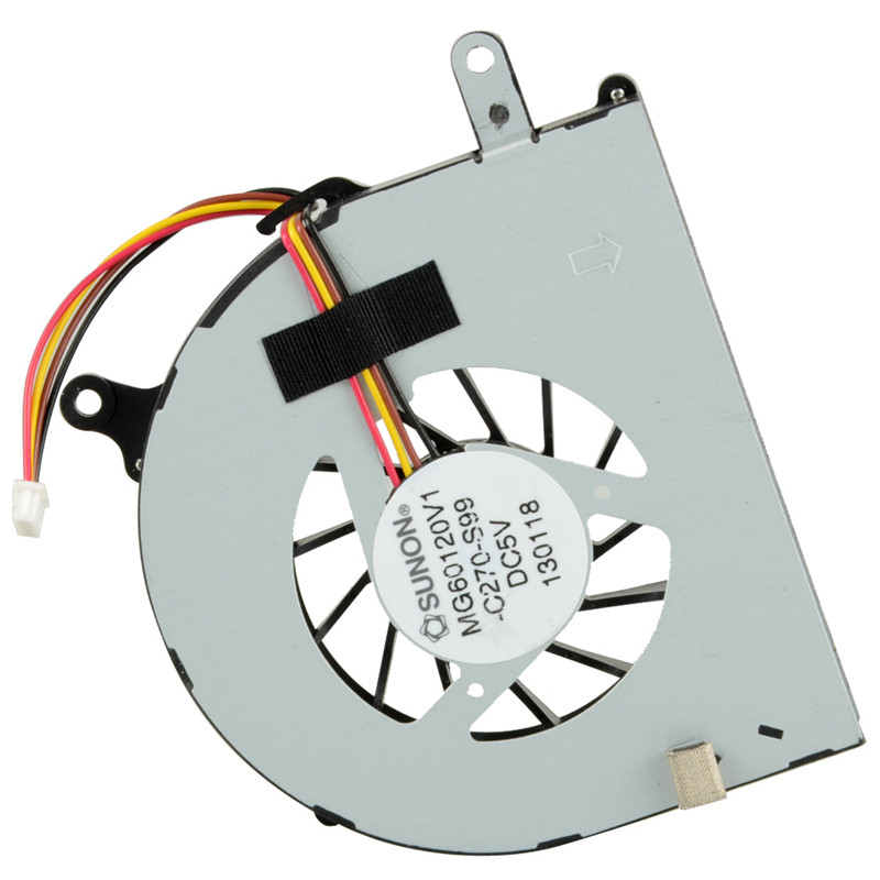 Replacements Cpu Cooling Fan Fit For Lenovo G400 G405 G500 G505 G500A G490 G410 G510 Notebook 4 Pin Cooler Fan F3007 cpu cooling conductonaut 1g second liquid metal grease gpu coling reduce the temperature by 20 degrees centigrade