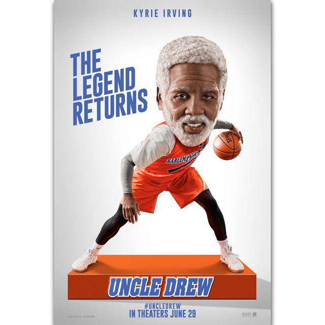 FX457 Kyrie Irving Uncle Drew Hot 2018 Basketball Movie Film Character Custom Poster Art Silk Canvas_640x640 fx457 kyrie irving uncle drew hot 2018 basketball movie film