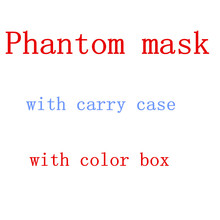 Portable Phantom Training Sport Mask 2.0 For Boxing MMA Gym Outdoor Mask Fitness Supplies Equipment With Carrying Case