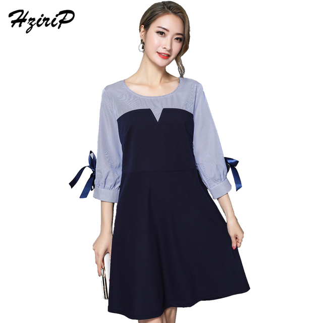 Hzirip M Xxxl Plus Size Maternity Dress New 2018 Spring Fashion