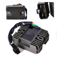 DWCX Regulator Voltage Rectifier 32800 33E21 32800 44D11 for Suzuki GSXR600 GSXR750 GSX1300R VL1500 Intruder LT F500F Quadrunner