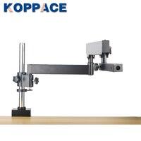 Koppace 顕微鏡フレックスアームクランプステレオ顕微鏡フレックステーブルクランプ咬合アーム顕微鏡足場