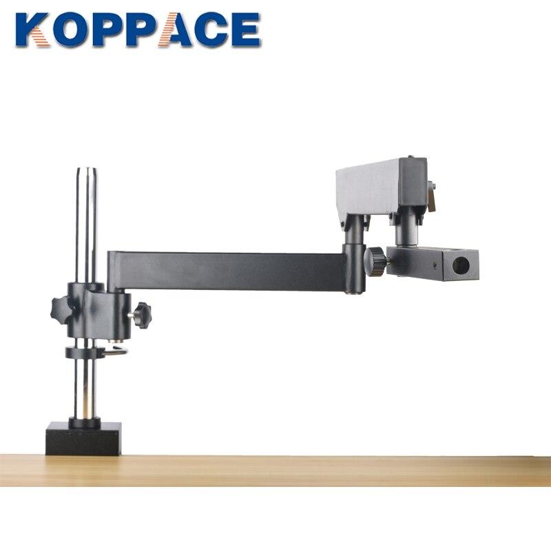 Support de serrage de bras flexible de Microscope KOPPACE support de serrage de microscope stéréo