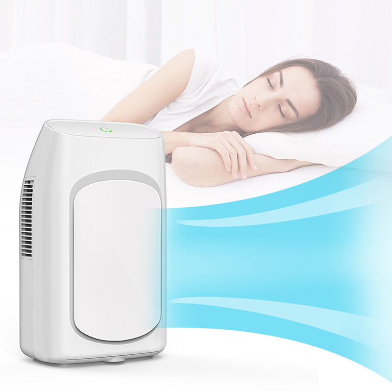 2000ML Air Dehumidifier Semiconductor Desiccant Moisture Absorber Portable Air Purifier Big Capacity Dryer Machine For Household