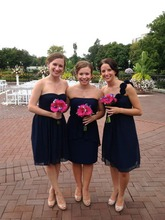 Black Off Shoulder Maid Of Honor Dresses For Weddings Peach Coral Colored Bridesmaid Wedding Guest Dress
