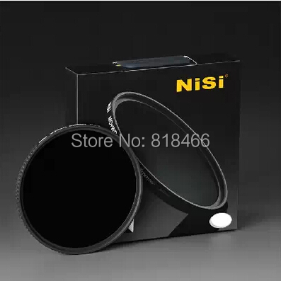NISI HIGH quality 77mm ND2000 nd filter ultra-thin 77mm neutral density lens for Canon NIKON 70-200,24-70,24-105 nisi ultra thin 77mm nd2000 nd neutral density filter 11 stops exposure nd 2000 super slim filter 77 mm